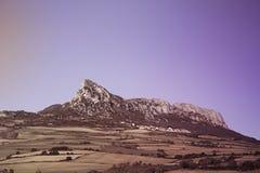Δύσκολες πέτρες βουνών Στοκ εικόνα με δικαίωμα ελεύθερης χρήσης