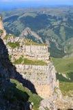 Δύσκολη κορυφογραμμή βράχων στοκ φωτογραφίες