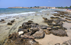 Ayia Napa, Κύπρος Στοκ φωτογραφία με δικαίωμα ελεύθερης χρήσης