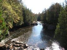 Δύσκολος ποταμός Στοκ φωτογραφία με δικαίωμα ελεύθερης χρήσης