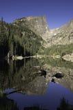 Δύσκολο εθνικό πάρκο βουνών στο βόρειο Κολοράντο Στοκ φωτογραφία με δικαίωμα ελεύθερης χρήσης