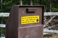 Δύσκολο εθνικό πάρκο βουνών Στοκ εικόνες με δικαίωμα ελεύθερης χρήσης