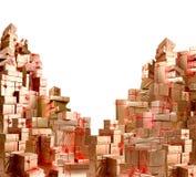 δώρα πολύ Στοκ εικόνες με δικαίωμα ελεύθερης χρήσης