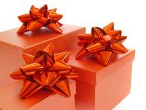 δώρα Χριστουγέννων Στοκ φωτογραφία με δικαίωμα ελεύθερης χρήσης