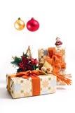 δώρα Χριστουγέννων στοκ εικόνα