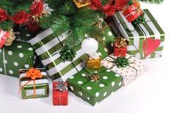 δώρα Χριστουγέννων Στοκ Φωτογραφία