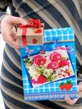 Δώρα Στοκ εικόνα με δικαίωμα ελεύθερης χρήσης