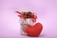 Δώρο αγάπης Στοκ Εικόνα