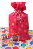 δώρο γενεθλίων παρόν Στοκ εικόνες με δικαίωμα ελεύθερης χρήσης