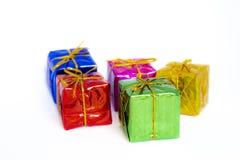 Δώρο για τη Παραμονή Χριστουγέννων Στοκ εικόνες με δικαίωμα ελεύθερης χρήσης