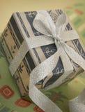 δώρο κιβωτίων Στοκ φωτογραφίες με δικαίωμα ελεύθερης χρήσης