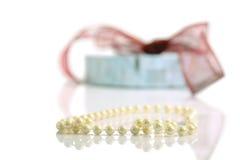δώρο κιβωτίων accessor Στοκ Φωτογραφία