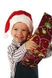 δώρο Χριστουγέννων αγορ&iota Στοκ Εικόνα