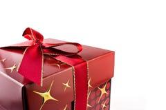 δώρο Χριστουγέννων Στοκ εικόνες με δικαίωμα ελεύθερης χρήσης