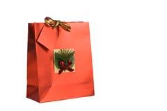 δώρο Χριστουγέννων Στοκ Φωτογραφίες