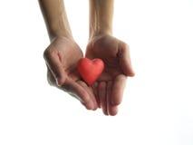 Δώστε την αγάπη Στοκ εικόνες με δικαίωμα ελεύθερης χρήσης