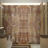 Δώστε της τουαλέτας πολυτέλειας Στοκ Φωτογραφίες