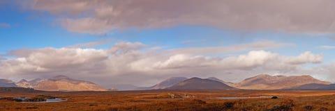 Δώδεκα Bens, Connemara Στοκ εικόνα με δικαίωμα ελεύθερης χρήσης