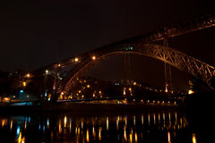 Δ. γέφυρα του Luis Στοκ Εικόνες