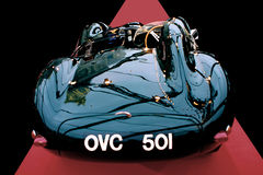 Δ-τύπος OVC 501 - 1954 ιαγουάρων Στοκ εικόνα με δικαίωμα ελεύθερης χρήσης