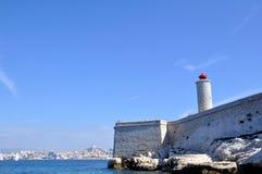 Εάν νησί, Μασσαλία, Γαλλία Στοκ Φωτογραφίες