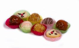 είδη μπισκότων κέικ μερικά Στοκ Φωτογραφίες