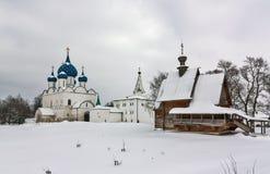 Είδος στο Σούζνταλ Κρεμλίνο, Ρωσία Στοκ Φωτογραφία