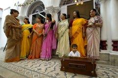 είδωλα Ινδία s φεστιβάλ durga α& Στοκ Φωτογραφίες