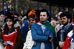 Είμαστε διεθνείς Στοκ φωτογραφίες με δικαίωμα ελεύθερης χρήσης