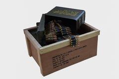 Είναι ένα κιβώτιο των πυρομαχικών Στοκ φωτογραφίες με δικαίωμα ελεύθερης χρήσης