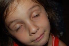 Είναι κοιμισμένη; Στοκ εικόνες με δικαίωμα ελεύθερης χρήσης