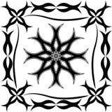 Είναι μαύρο ένα άσπρο σχέδιο Στοκ εικόνα με δικαίωμα ελεύθερης χρήσης