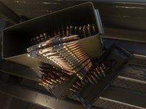 Είναι πυρομαχικά Στοκ εικόνα με δικαίωμα ελεύθερης χρήσης