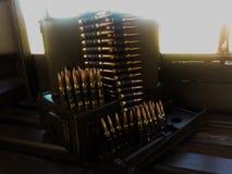 Είναι πυρομαχικά Στοκ Φωτογραφία