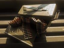 Είναι πυρομαχικά Στοκ Φωτογραφίες