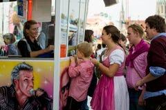 είσοδος έλξης Στοκ Φωτογραφίες
