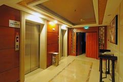 είσοδος ανελκυστήρων Στοκ εικόνα με δικαίωμα ελεύθερης χρήσης
