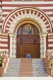 είσοδος καθεδρικών ναών Στοκ εικόνες με δικαίωμα ελεύθερης χρήσης