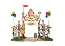 είσοδος καρναβαλιού στοκ εικόνες με δικαίωμα ελεύθερης χρήσης