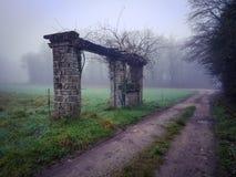 είσοδος παλαιά στοκ φωτογραφία με δικαίωμα ελεύθερης χρήσης