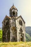Είσοδος στον πύργο κουδουνιών στο μοναστήρι του Gregory το φωτιστικό σε Haghpat στοκ φωτογραφία με δικαίωμα ελεύθερης χρήσης