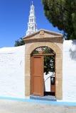 Είσοδος της εκκλησίας Στοκ φωτογραφία με δικαίωμα ελεύθερης χρήσης