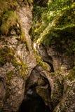 Είσοδοι βουνών στοκ φωτογραφία