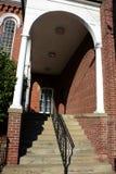 Είσοδος εκκλησιών στοκ φωτογραφία με δικαίωμα ελεύθερης χρήσης