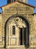 είσοδος εκκλησιών Στοκ Φωτογραφία