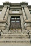 Είσοδος 02 δικαστηρίων κομητειών Walla Ουάσιγκτον Walla Στοκ φωτογραφίες με δικαίωμα ελεύθερης χρήσης