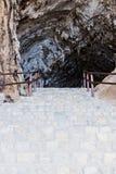 Είσοδος σπηλιών Dripstone Στοκ Εικόνες