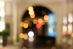 Είσοδος ξενοδοχείων Στοκ Εικόνες