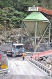 Είσοδος ορυχείων ποταμών λούτσων Στοκ Εικόνες