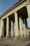 Είσοδος σε Amalienborg Στοκ Εικόνες